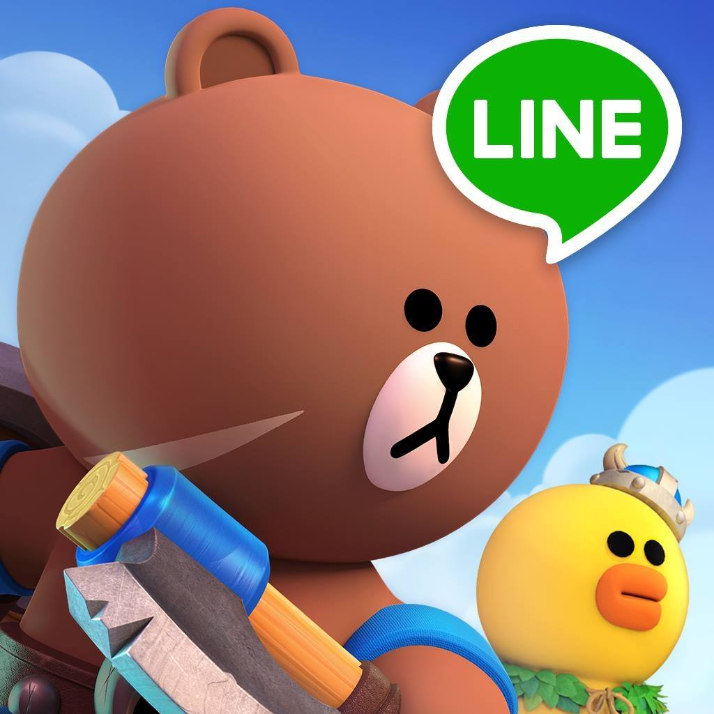 LINE Little Knights TH icon