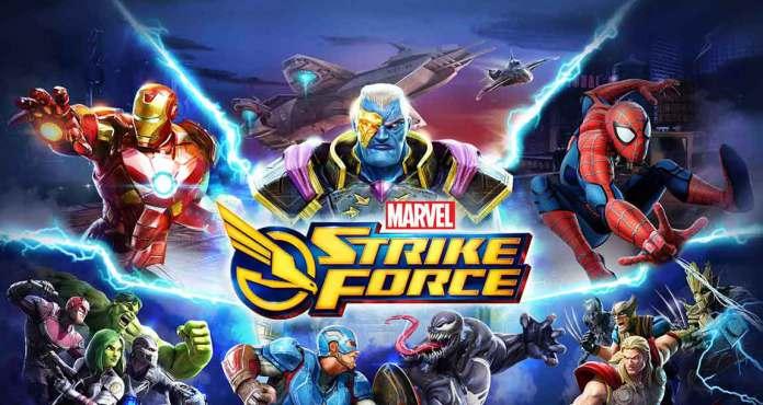 ลงสโตร์แล้ว Marvel Strike Force ยกจักรวาล Marvel รวมพลังกู้โลก