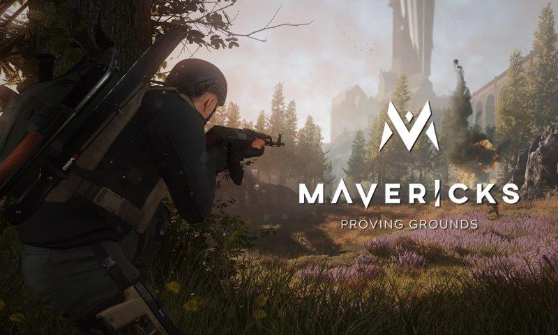 Mavericks เกม PC สไตล์ Battle Royale ตัวใหม่รองรับผู้เล่น 1000 คน