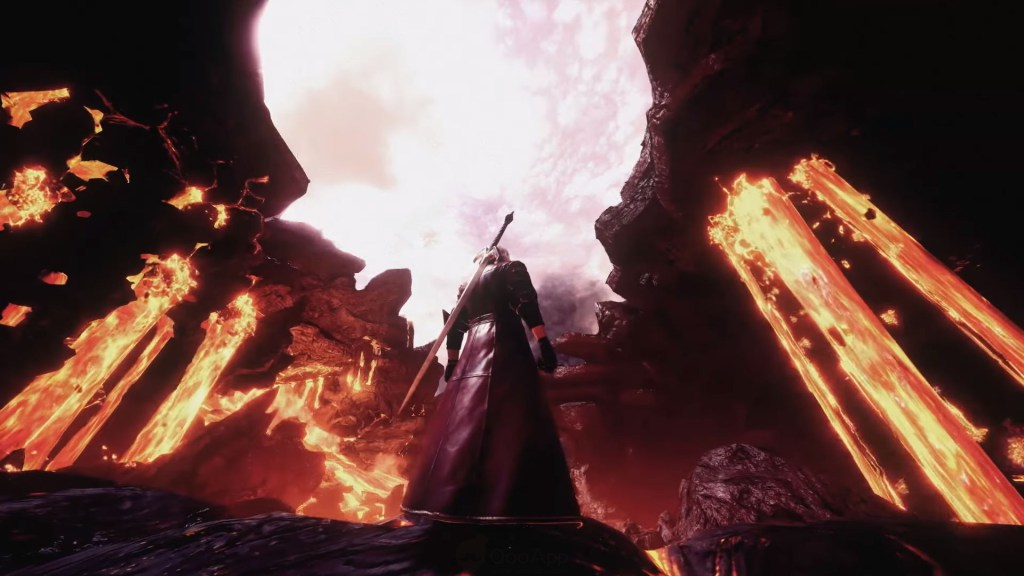 Monster Hunter World x Devil May Cry 01