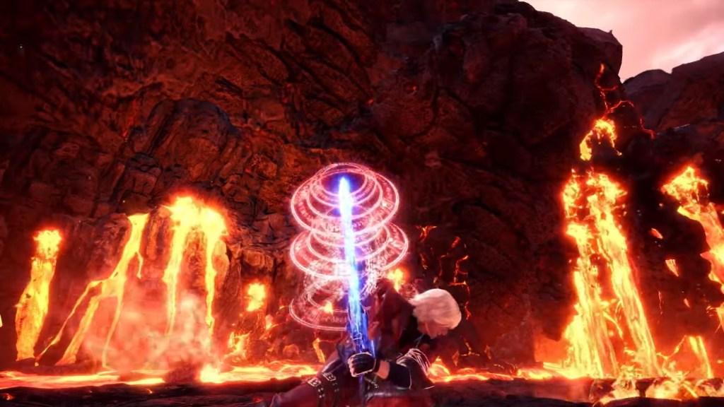 Monster Hunter World x Devil May Cry 03