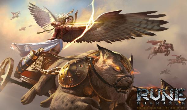 เกมเพลย์ใหม่ Rune: Ragnarok โชว์ตัดหัวกระเด็น-เลือดสาดกระจาย