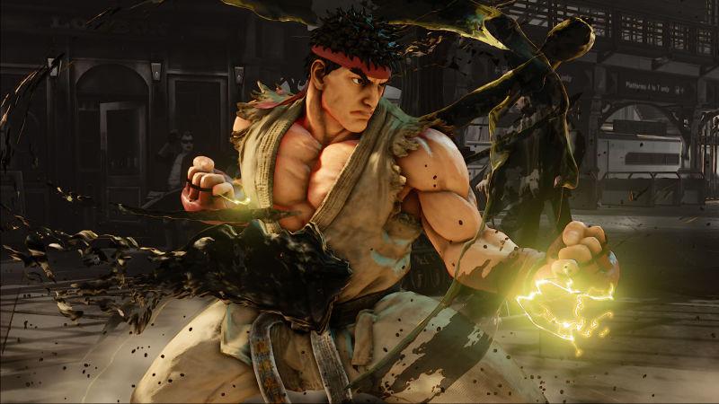 คอนเฟิร์ม เกมดัง Street Fighter II เวอร์ชั่นซีรีย์คนแสดงกำลังจะมา