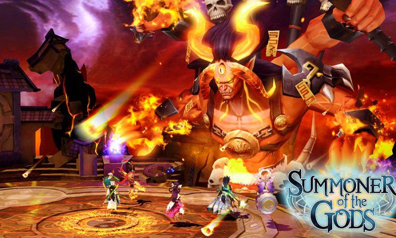 Summoner of the gods เกม RPG บนมือถือจ่อเปิดไทยเร็วๆ นี้