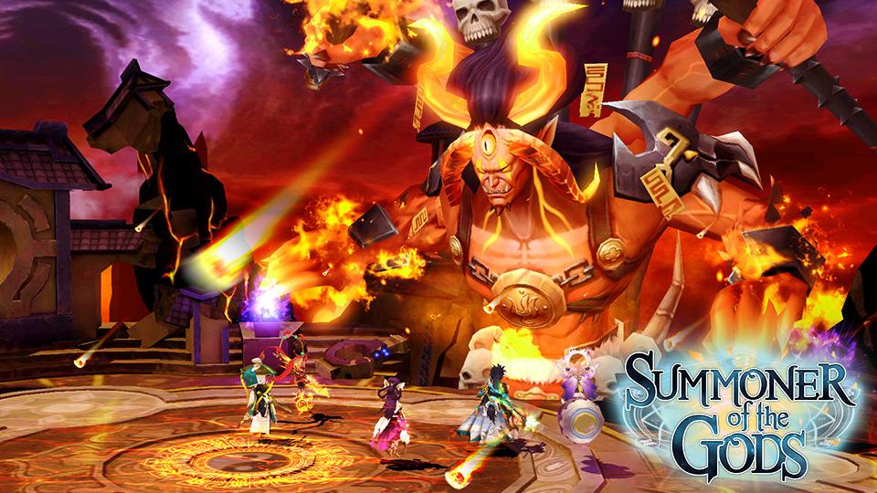 Summoner of the gods 02