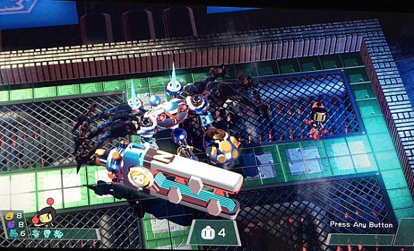 Super Bomberman R 003