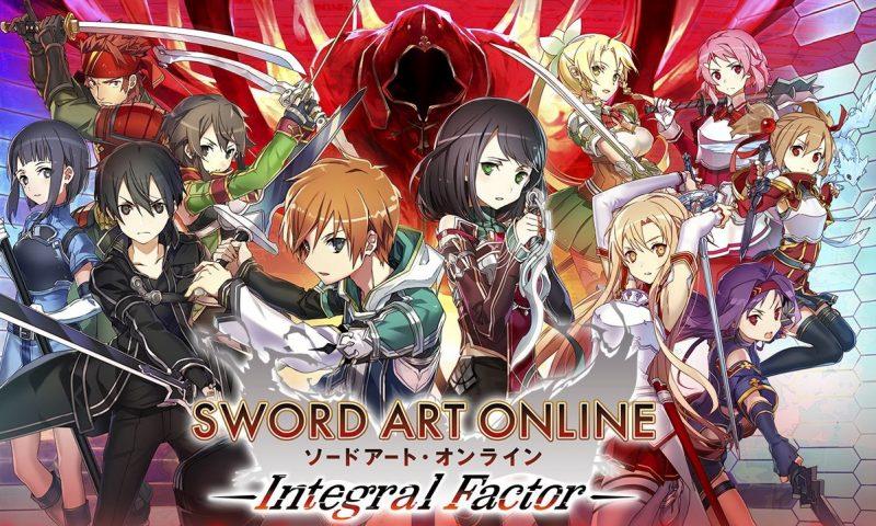 มาสักที Sword Art Online: Integral Factor เปิดให้โหลดในสโตร์ไทยแล้ว