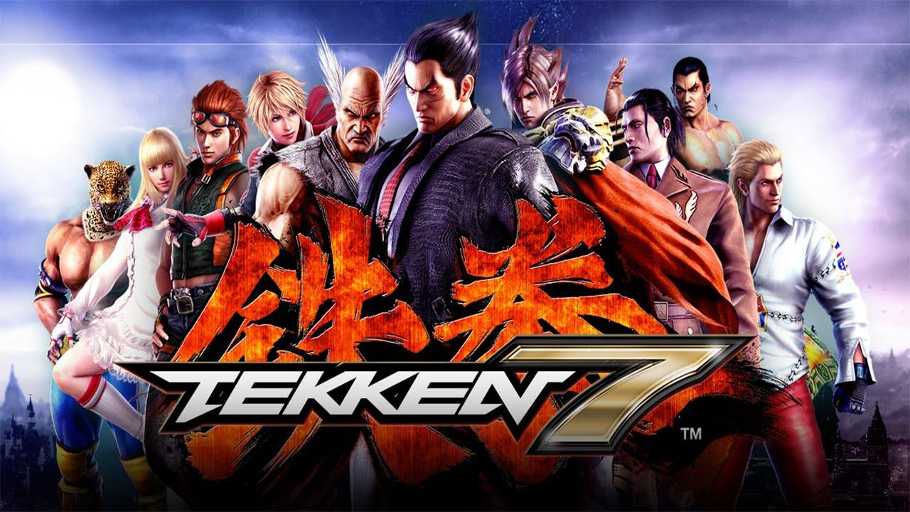 Tekken 7 Noctis 00