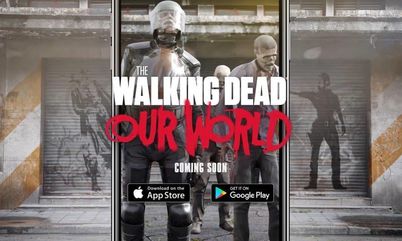 ไปล่าวอล์กเกอร์กัน The Walking Dead: Our World เปิดลงทะเบียนแล้ว