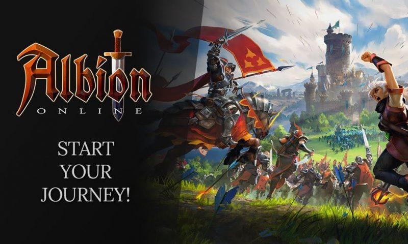 เกม MMORPG น้ำดี Albion Online จ่อลง Steam เร็วๆ นี้