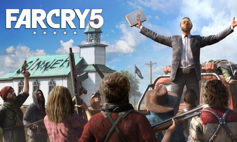 Far Cry 5 สเปค PC สำหรับเล่นเกมความละเอียดตั้งแต่ 720p ยัน 4K