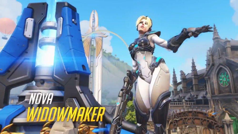 nova widowmaker