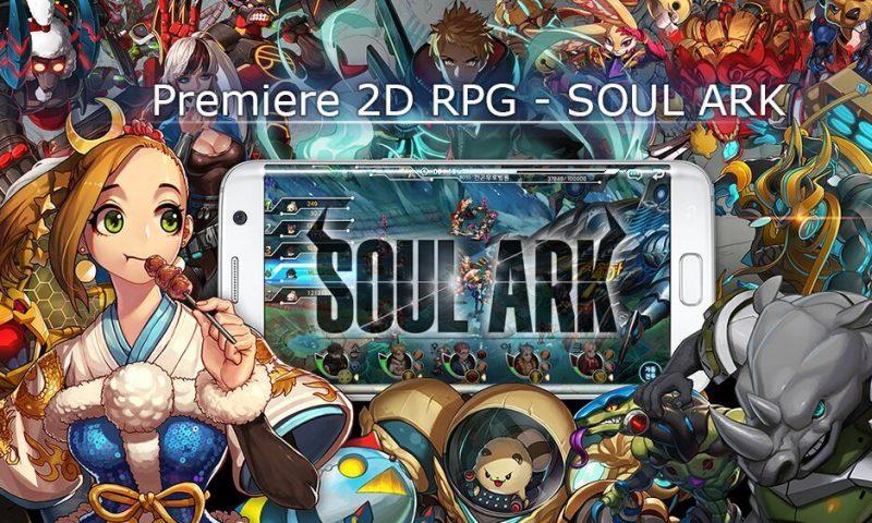 จ่อเปิดไทย Soul Ark เกม Turn-based RPG บนมือถือจากผู้สร้าง Ragnarok