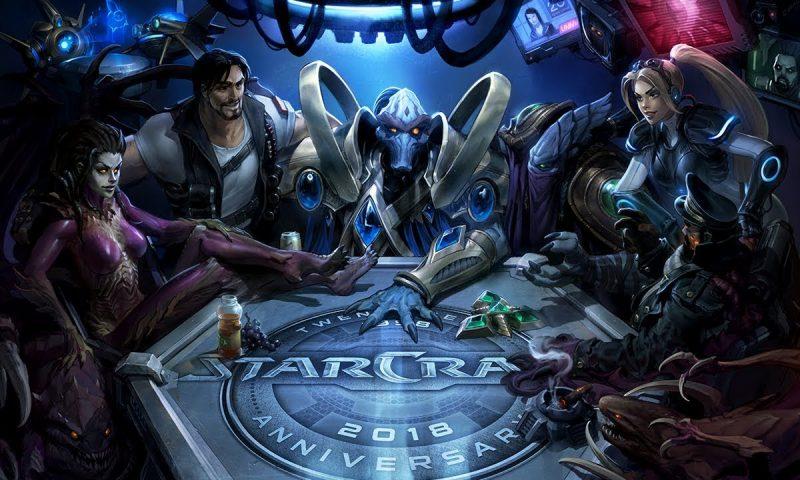 Blizzard แจกกระหน่ำของในเกมฉลองครบรอบ 20 ปี StarCraft