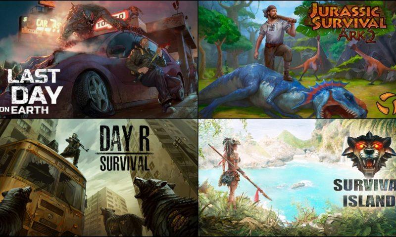 5 เกม Survival มือถือที่ชาว Android ไม่ควรพลาด