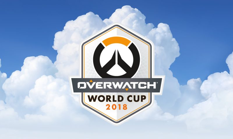 ห้ามพลาด เชียร์เกมเมอร์ไทยสู้ศึก Overwatch World Cup 2018 ปลายปีนี้