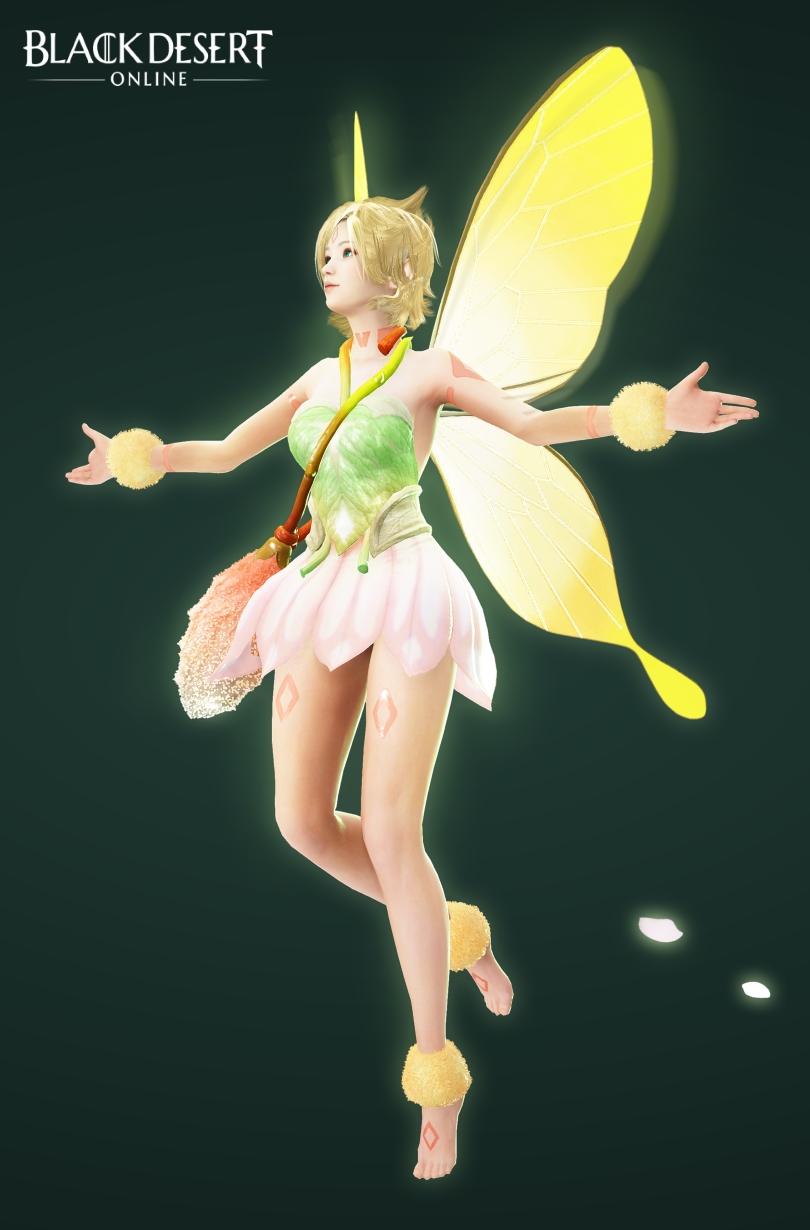 Black Desert Online Fairy system