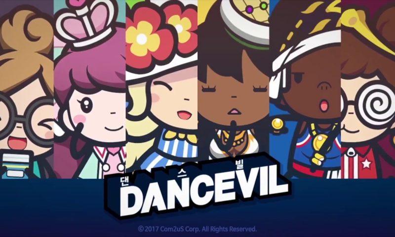 Dancevil เกมมือถือเอาใจขาแดนซ์เปิด CBT บน Android ให้เล่นแล้ว