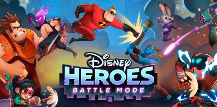 ฟินกระจาย เหล่าตัวการ์ตูน Disney และ Pixar มาสู้ในจักรวาลเดียวกัน