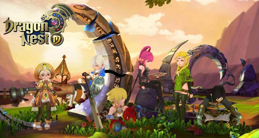 รีบไปเวล Dragon Nest M เกมนักรบมังกรลงสโตร์ให้มันส์ครบ iOS/Android