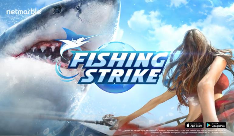 FISHING STRIKE เกมตกปลามาแรง ยอดลงชื่อทะลุล้าน จ่อลงสโตร์ เม.ย.นี้