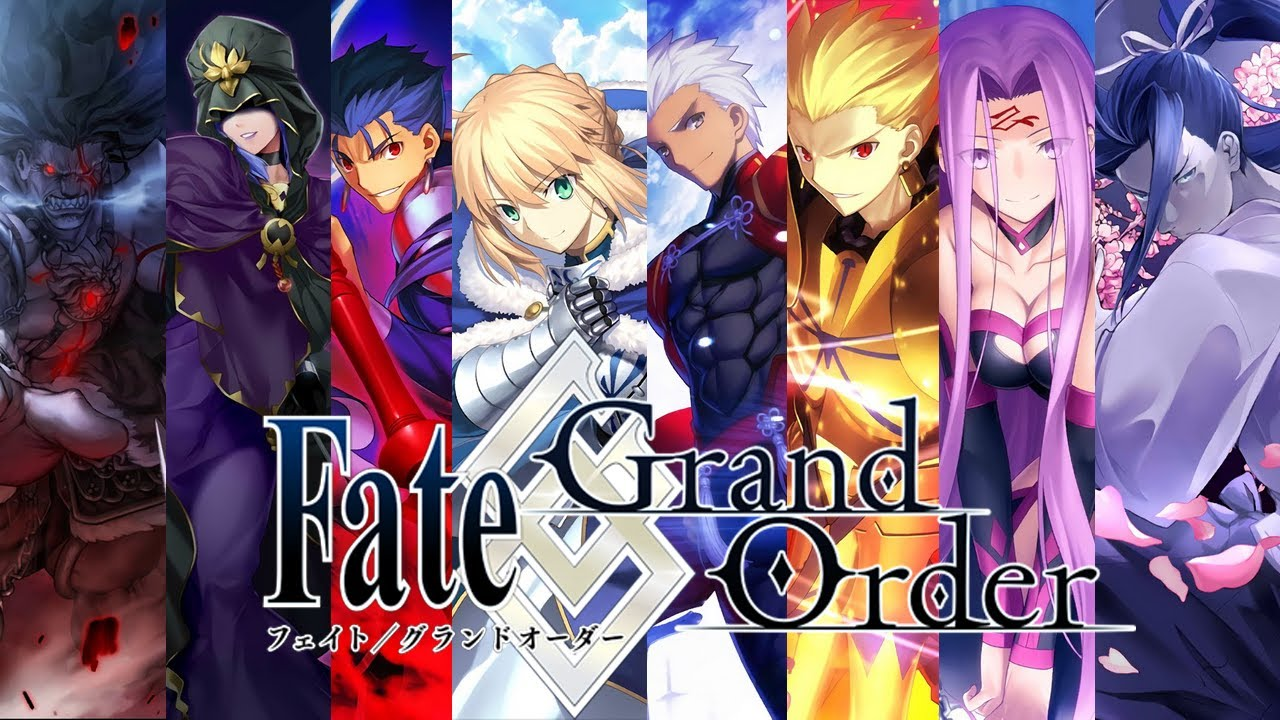 Fate Grand Order eng 00