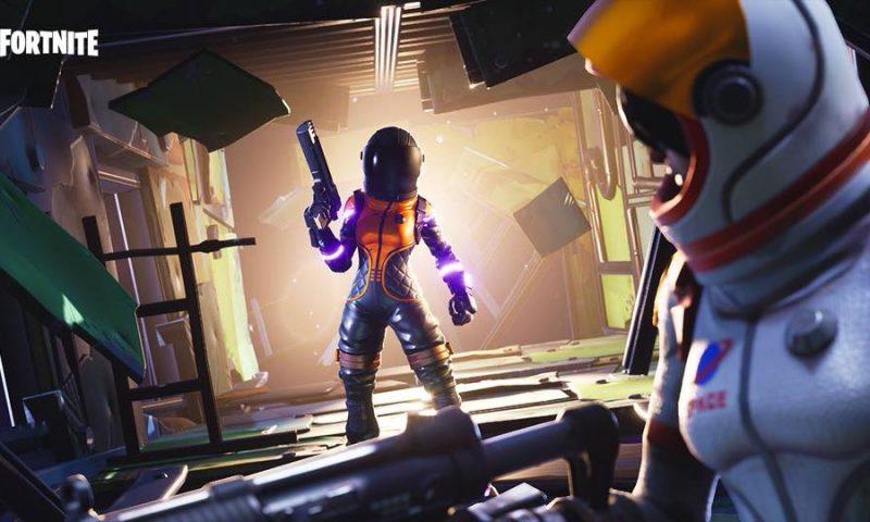Fortnite Battle Royal เทคนิคง่ายๆ หลอกศัตรูให้ออกจากพื้นที่กำบัง
