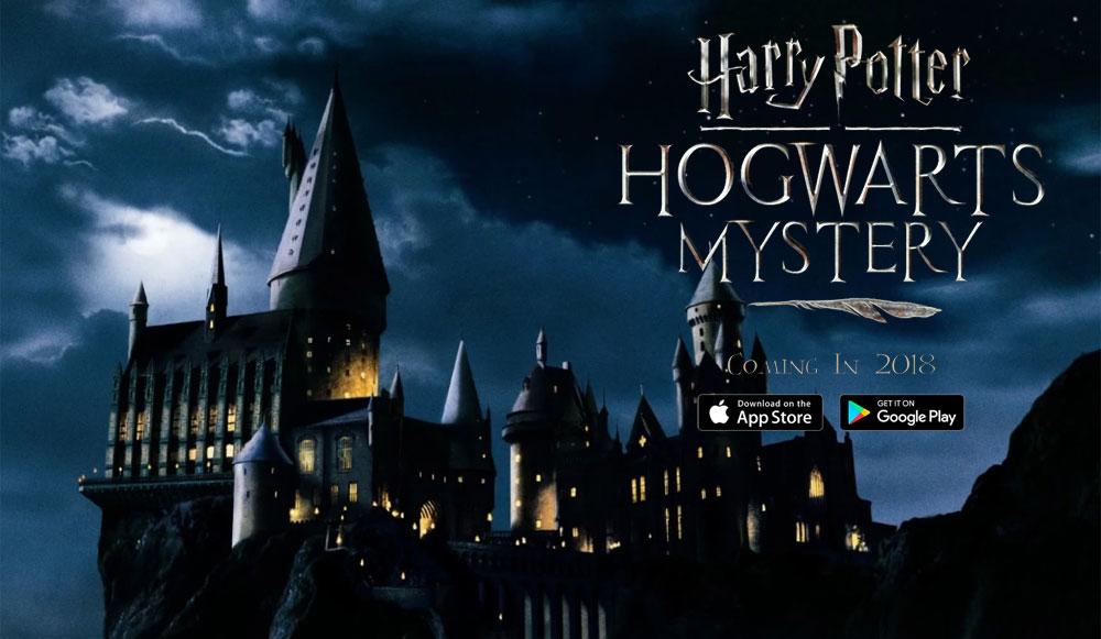 Harry Potter Hogwarts Mystery 00