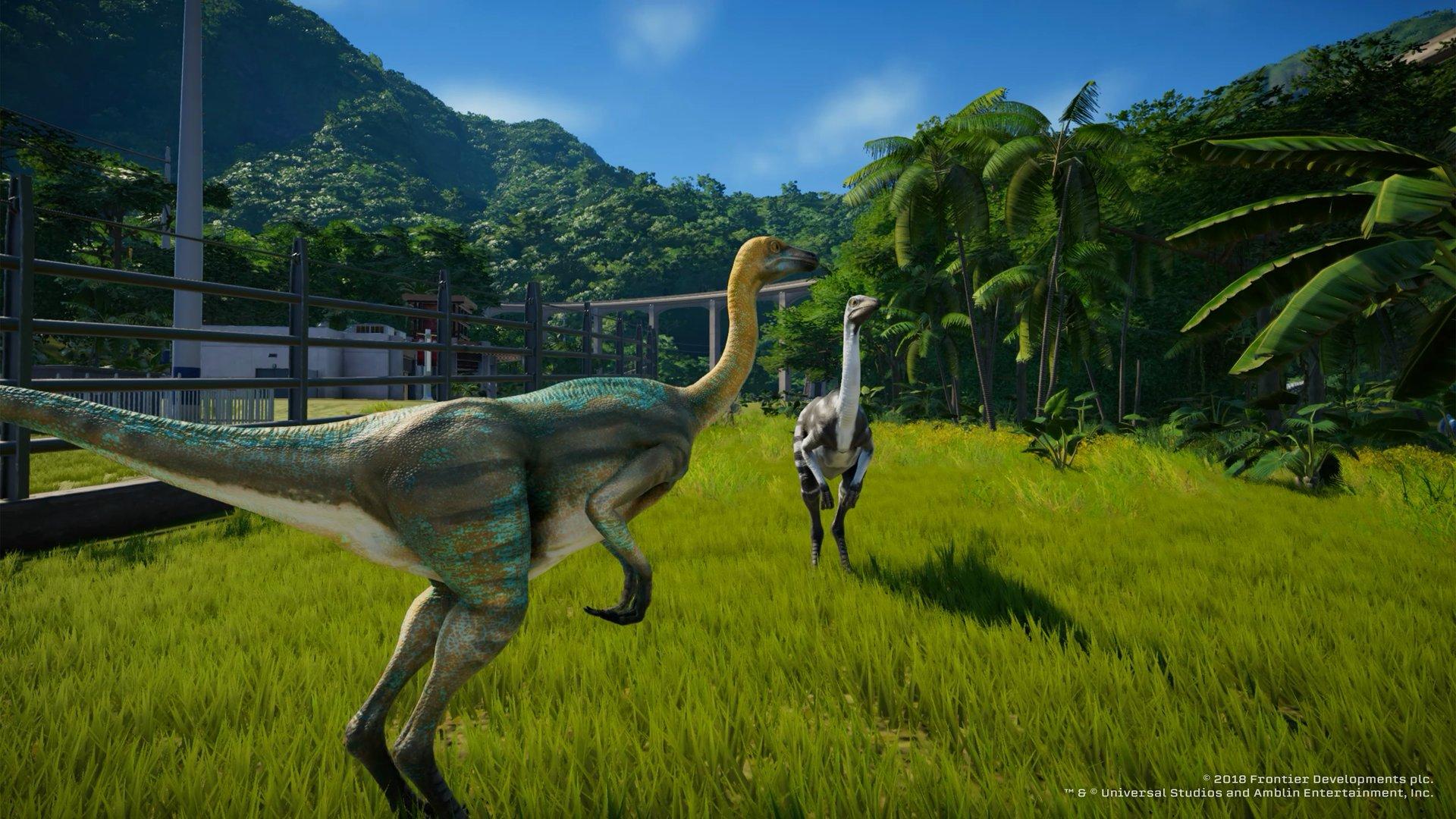 Jurassic World Evolution 02