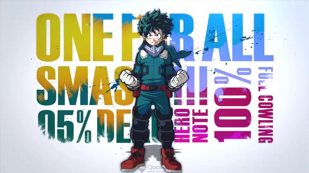 MY Hero Academia pv 03