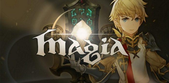 Nexon เปิดตัวสุดยอดเกมแอคชั่นเดินข้างน้องใหม่ Magia