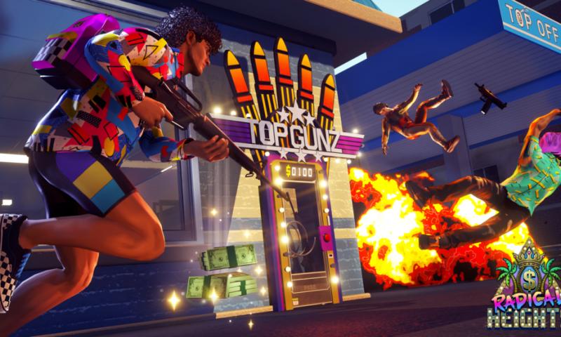 Radical Heights สเปคคอมขั้นต่ำและแนะนำ สำหรับเล่นเกมบน PC