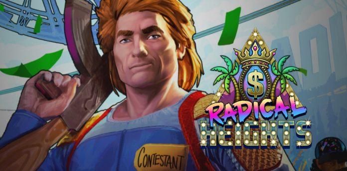 คนรวยเป็นพระเจ้า Radical Heights เกม Battle Royale มาใหม่สไตล์ฟังกี้
