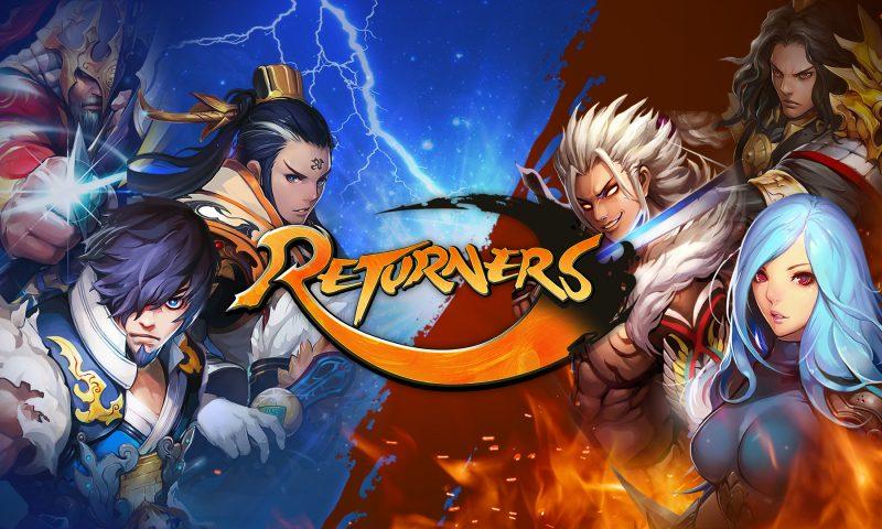 Nexon เปิดลงชื่อ Returners เกม RPG วางแผนการรบก่อนลงสโตร์ไทยให้เล่น