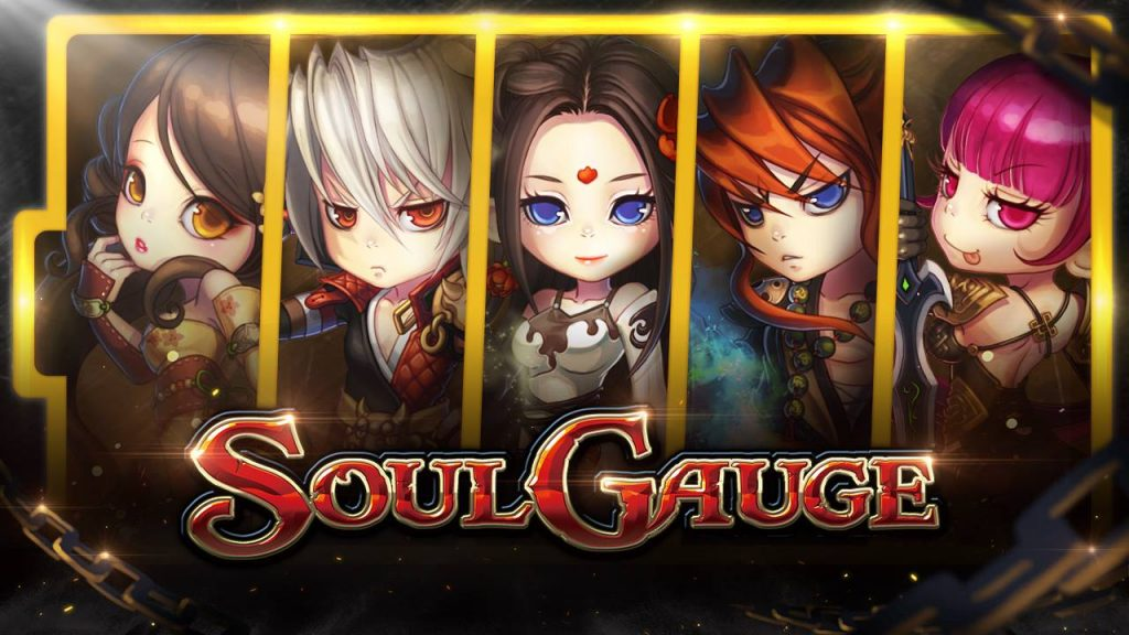 Soul Gauge 5418 08