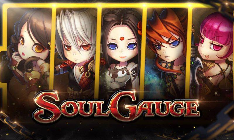 แรงไม่หยุด Soul Gauge เตรียมเปิดเซิฟเวอร์ใหม่พร้อมกิจกรรมเพียบ