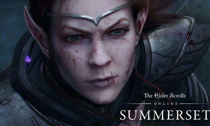 The Elder Scrolls Online: Summerset แพทช์ใหม่จ่อเปิดให้สำรวจ 5 มิ.ย.