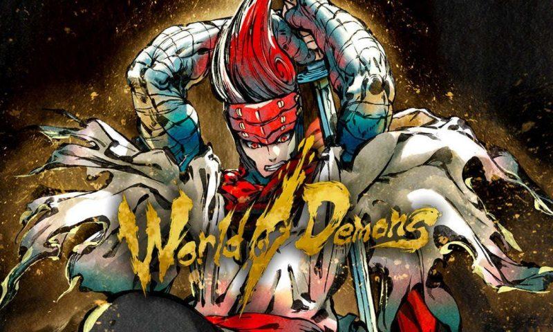 มาใหม่ World of Demons เกมซามูไรสู้ปิศาจอาร์ตโดนใจฝุดๆ จาก DeNA