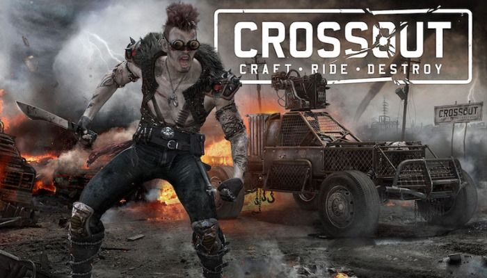 เอาด้วย Crossout เปิดโหมด PvP สไตล์ Battle Royale