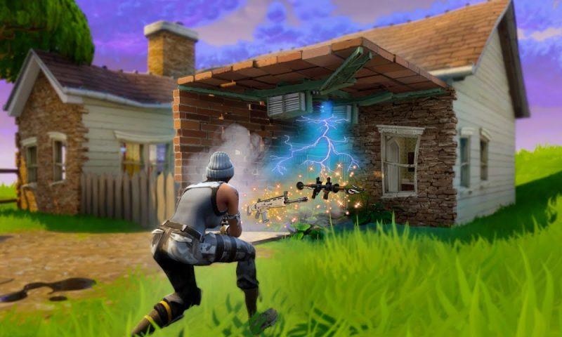 5 สิ่งปลูกสร้างยอดนิยมในเกม Fortnite Battle Royale