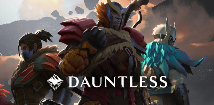 พลาดได้ไง Dauntless เกม Co-op ล่ามอนเบอร์แรง เปิด OBT สุดสัปดาห์นี้