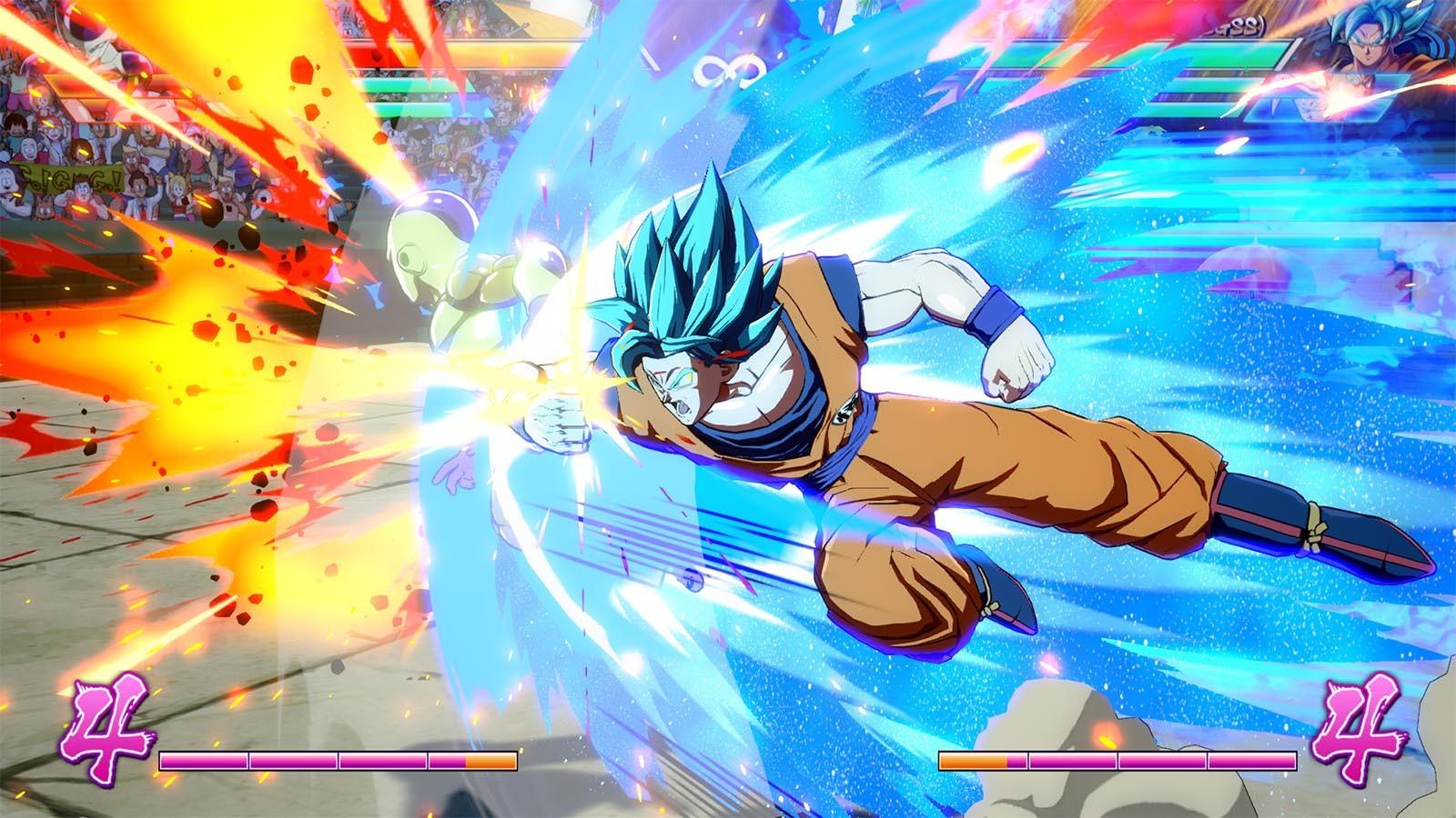 Dragon Ball FighterZ Update 00