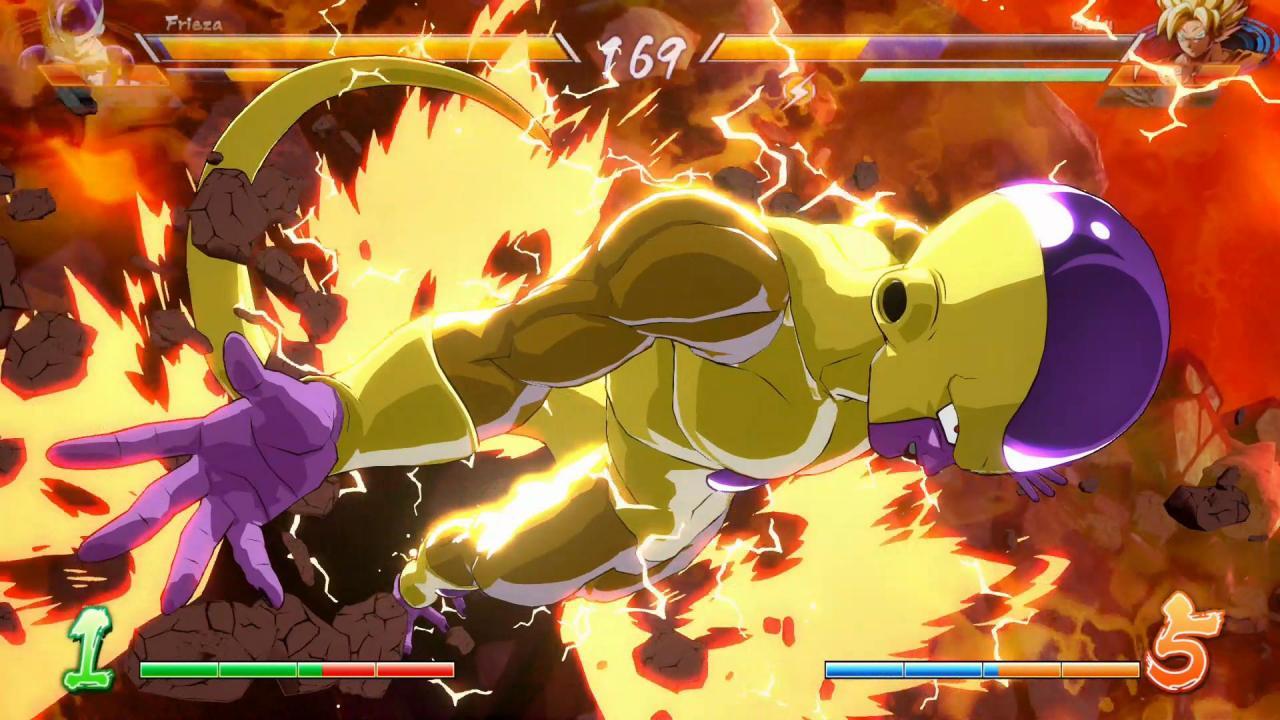 Dragon Ball FighterZ Update 01