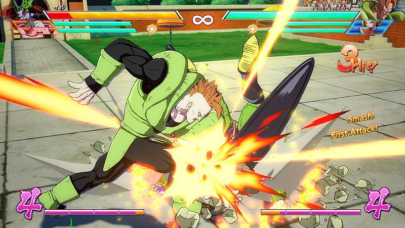 Dragon Ball FighterZ Update 02