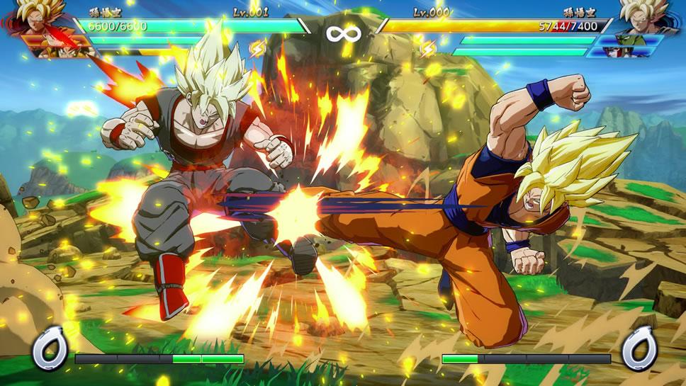 Dragon Ball FighterZ Update 03