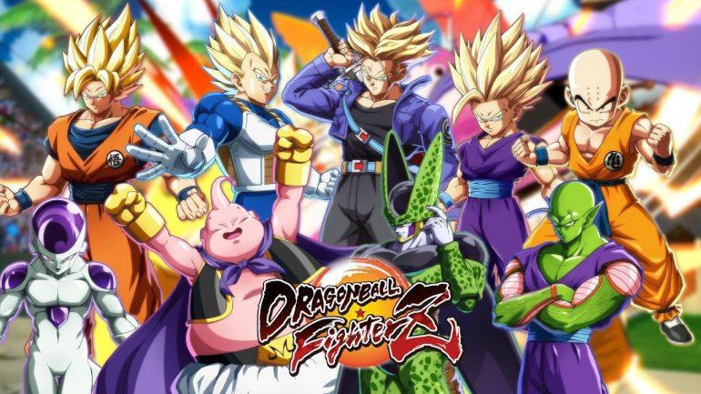 Dragon Ball FighterZ Update