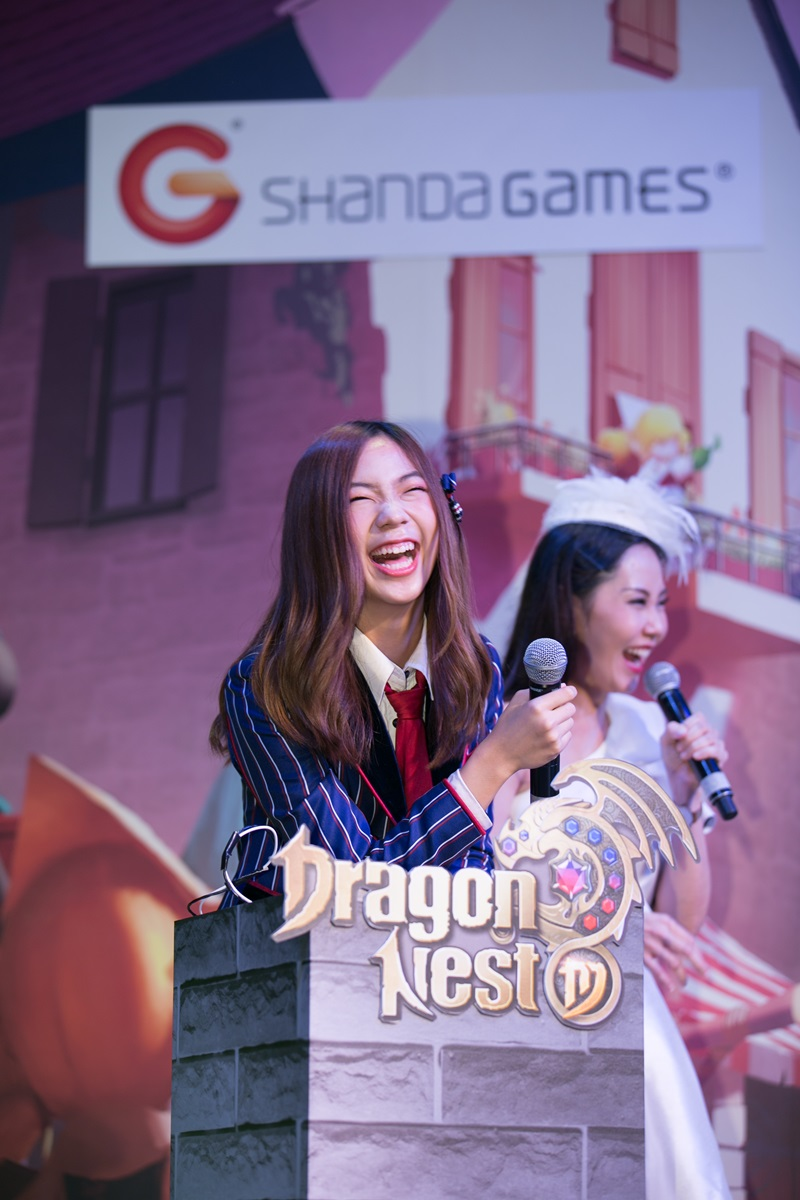 Dragon Nest M Meeting Party 2952018 07