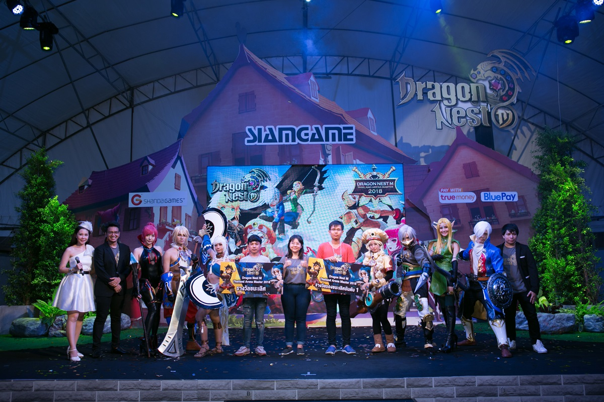 Dragon Nest M Meeting Party 2952018 09