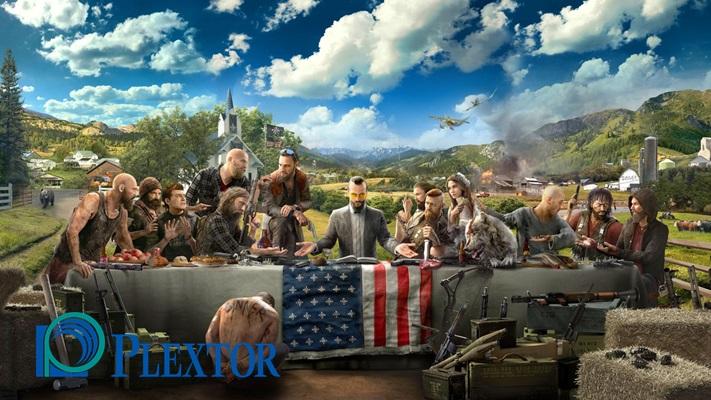 Plextor เอาใจคอเกมจัดแคมเปญแจกฟรี Far Cry 5