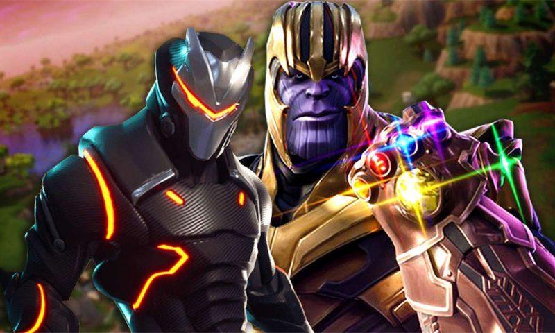 Fortnite Battle Royale เจาะลึกพลัง Thanos และ Infinity Gauntlet